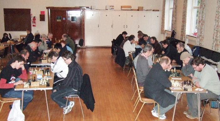 QUB Open Rapidplay 2006