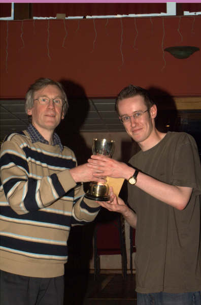 City of Belfast Championships 2007