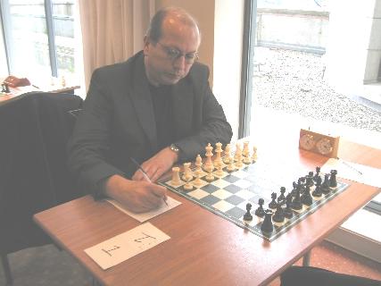 2007 Ulster Chess Champion