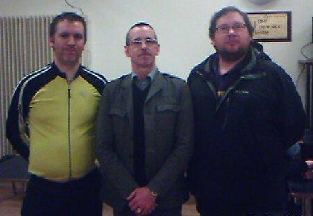 North Belfast Handicap Rapidplay 2009