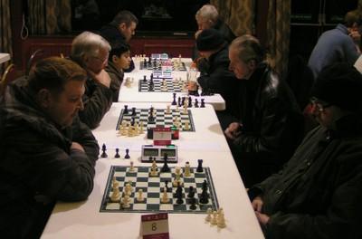 Final round action