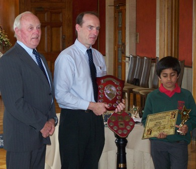Chess At Stormont 2011