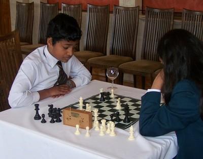 Kiran Robbin playing Radhika Gupta