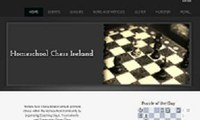 Chess For the Home Educated - Website