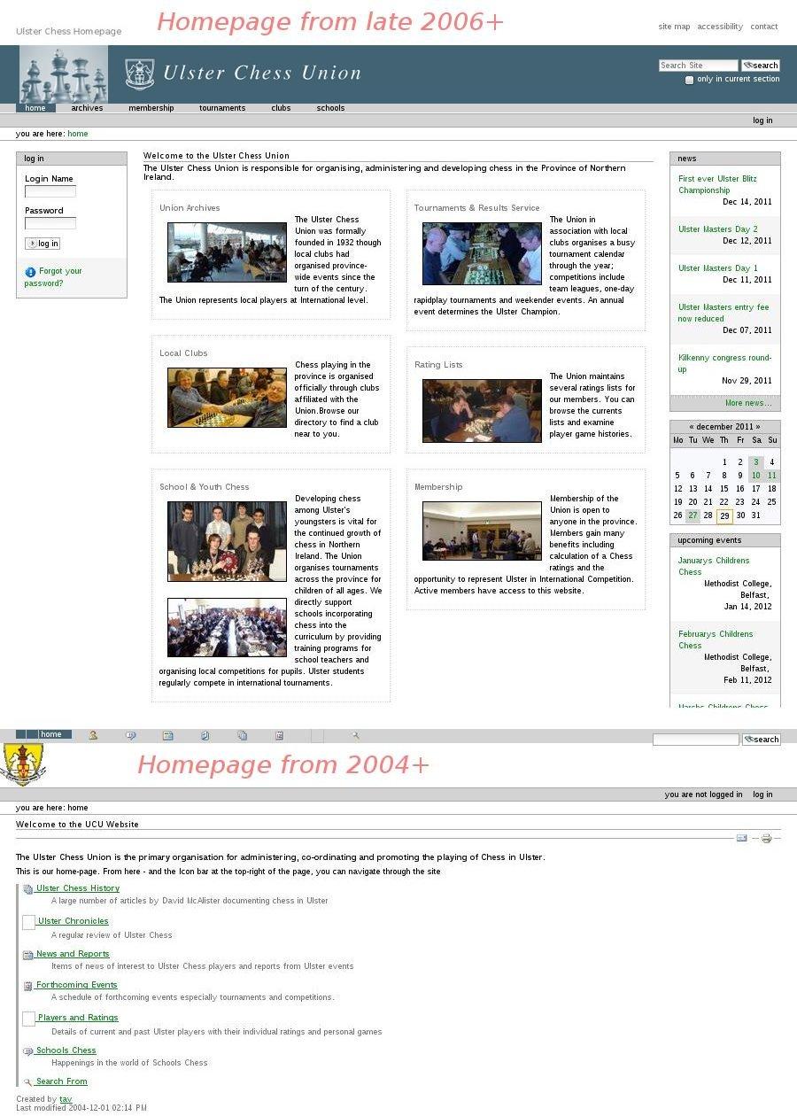 Web Site Revised