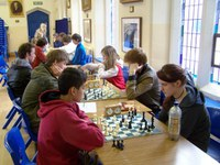 Aprils Childrens Chess