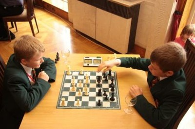 Brothers Battle at the Stormont Elite 2012