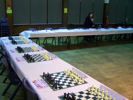 Brilliantly organised...