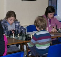 Success at The London Junior Chess Championships