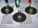 Childrens Chess kicked off in November - a warm-up for the Ulster Championships.