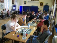 March's Childrens Chess Sees New Faces