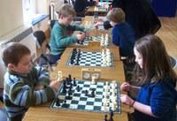 Children enjoy monthly Chess Tournament