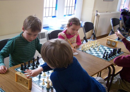 Primary chess 2