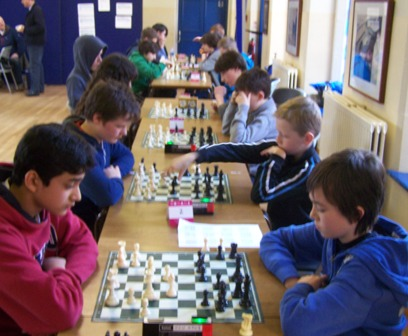 Secondary Chess 2