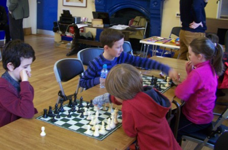 Top Primary players enjoying the game