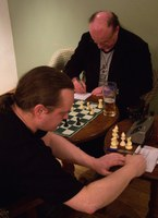 Board 5: John Robinson vs Adrian Donford-Smith