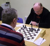 Board 4: George Jackson vs Adrian Donford-Smith