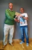 Rapidplay Winner: Nick Pilkiewicz