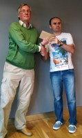 Grand Prix Senior Winner: Nick Pilkiewicz