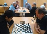 Board 1 Ram Rajan vs Mark Newman