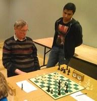 Board 2: Paddy Magees vs David McAlister