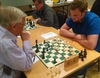 Board 3: Alan Burns vs Kenny Millen