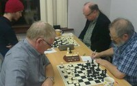 Boards 4 & 5: Bobby Campbell vs Drew Ferguson, Paul Devlin vs Adrian Donford-Smyth