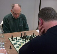 Geoff Hindley playing Paddy maguire