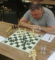 Board 1: Mark Newman vs Gareth Annesley