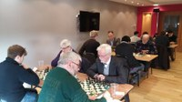 The Alan Burns' Series of Tournaments Continues