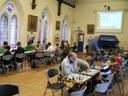 Coaching and fun at Novembers Childrens Chess