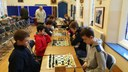Top young chess players enjoy afternoon of chess
