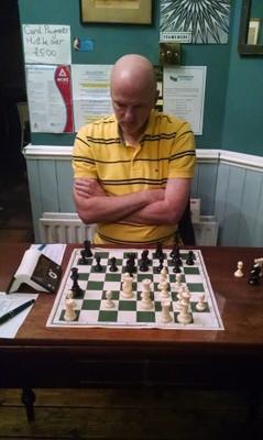 Board 1: Paul McNaughton