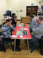 Omagh Rapidplay 2014