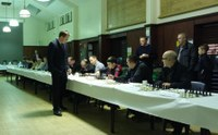 An evening of exciting Chess with Grand Master Nigel Short