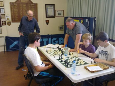 coaching a chess problem