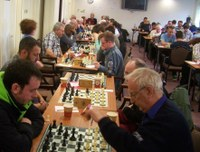 Ulster Championships 2014 - report after day 2