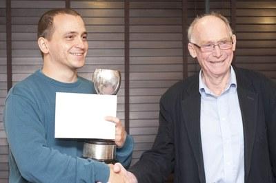 Gabor Horvath - Senior Ulster Champion
