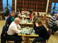 Two days of great chess at the Ulster Masters