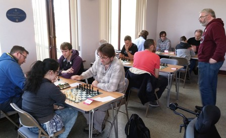 2015 Ulster Rapidplay Championship Review