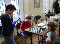 February 2016 Childrens Chess