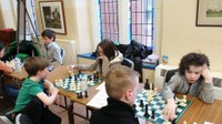 The monthly Chess continues with March's Childrens Chess