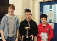 Ulster Schools Championships 2015-2016