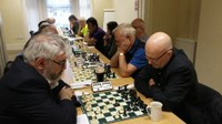 A full house for the 2nd round of the Eglantine Summer Tournament