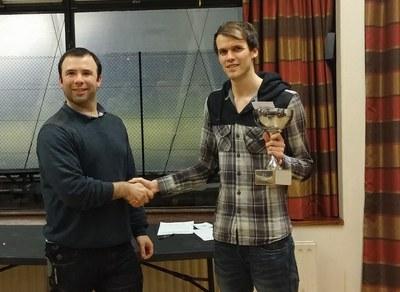 1st Place - Calum Leitch