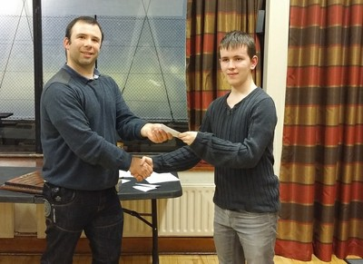 Joint 1st Place Intermediate - Andrew Todd