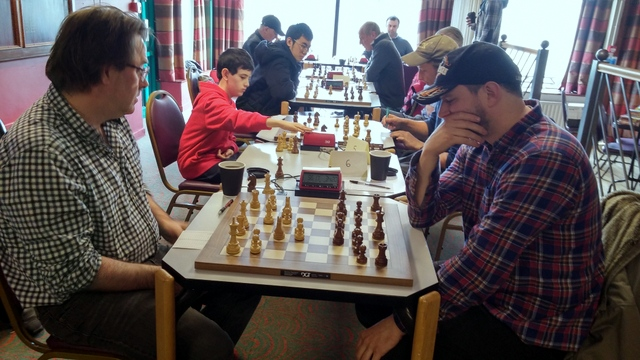 Ulster Masters 2015