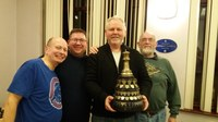 Ballynafeigh 1 regain Silver King with QUB 1 whitewash