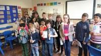Delancey Chess Challenge Belfast Megafinal 2017