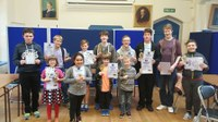 The Belfast Qualifier for the London Junior Chess Championship